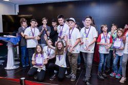 first lego league 2018 Sieger2