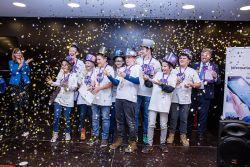 first lego league 2018 Sieger5