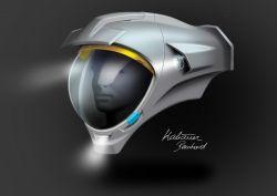 Serenity Helmet cOeWF-BernhardKaliauerDesignStudio Bildgröße ändern