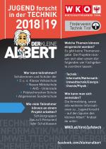 Der kleine Albert 2018/19 – Die Bewerbungsfrist hat begonnen!!!